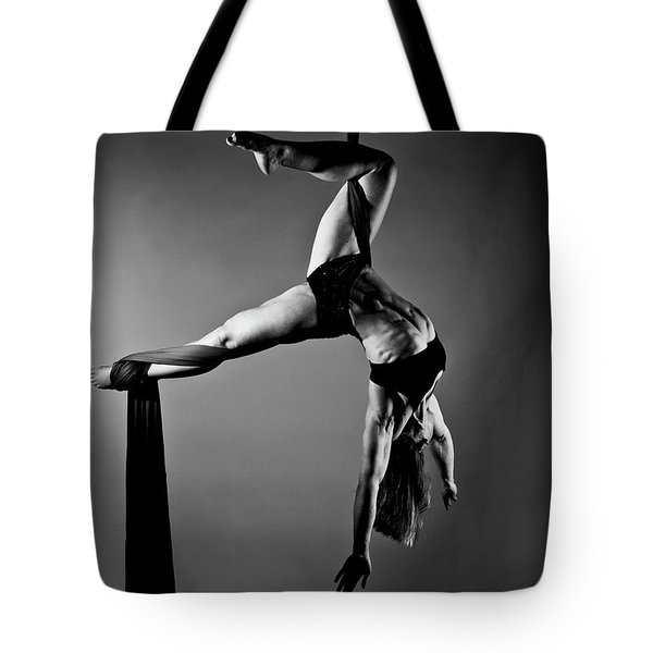 Balance Of Power 2012 Series Hooked Tote Bag