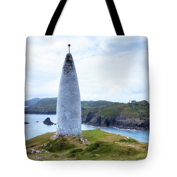 Baltimore Beacon - Ireland Tote Bag