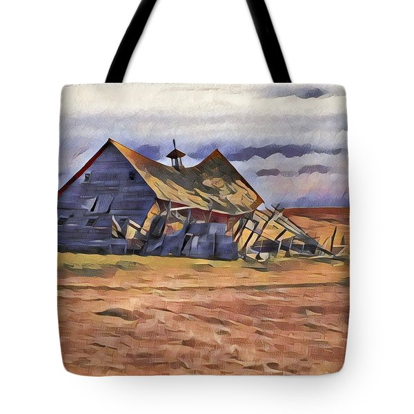 Barn Down Tote Bag