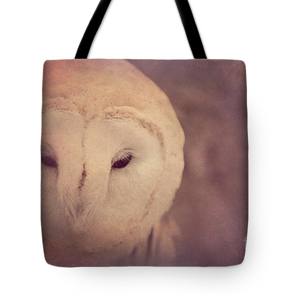 Tote Bag featuring the photograph Barn Owl 2 by Chris Scroggins