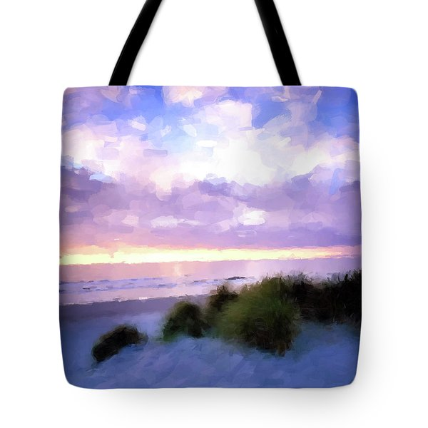 Beach Sawgrass Tote Bag by Gary Grayson