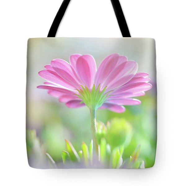 Beautiful Daisy Flower Tote Bag