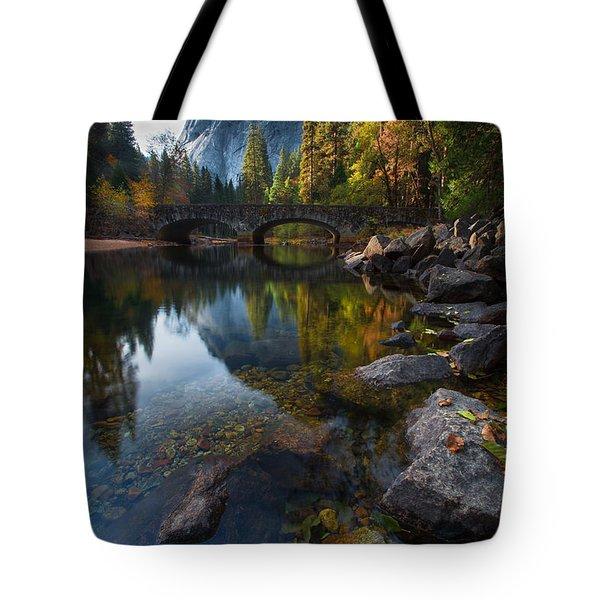 Beautiful Yosemite National Park Tote Bag