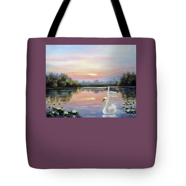 Beauty Tote Bag by Vesna Martinjak