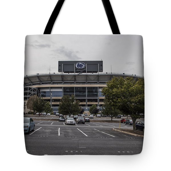 Beaver Stadium Penn State  Tote Bag by John McGraw