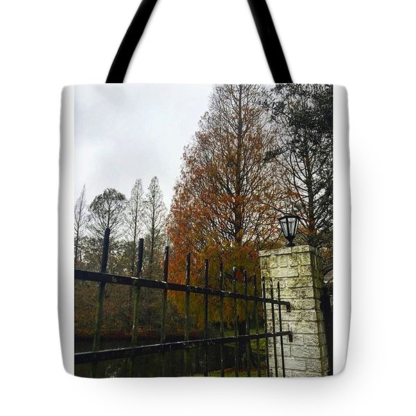 Behind The Clouds The Sun Is Shining Tote Bag