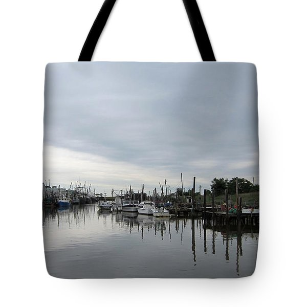 Belford, Nj Tote Bag