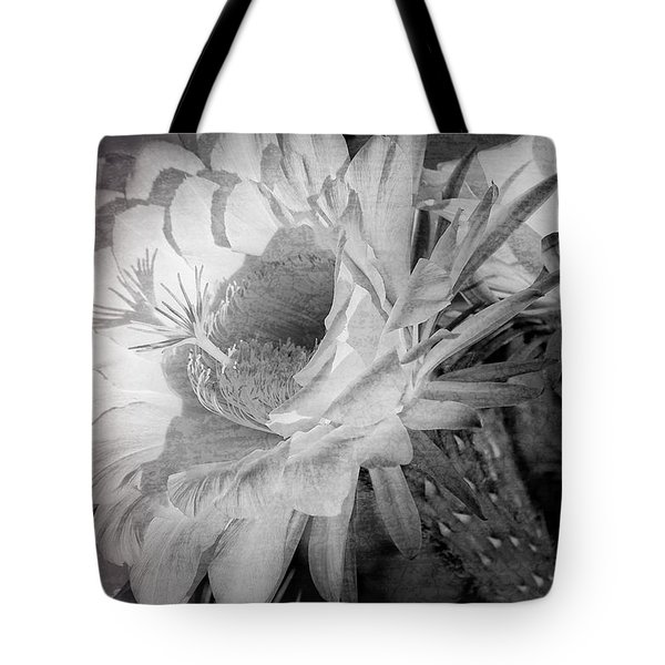 Big Bertha Blooms Tote Bag