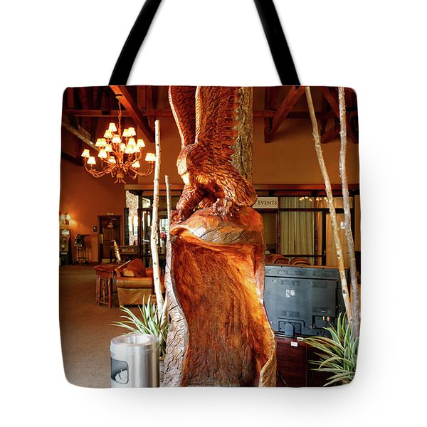 Big Bird Tote Bag