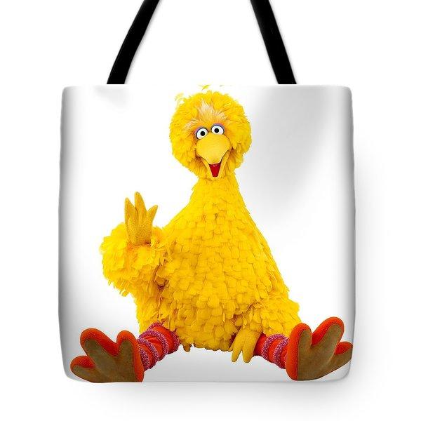 Big Bird Tote Bag