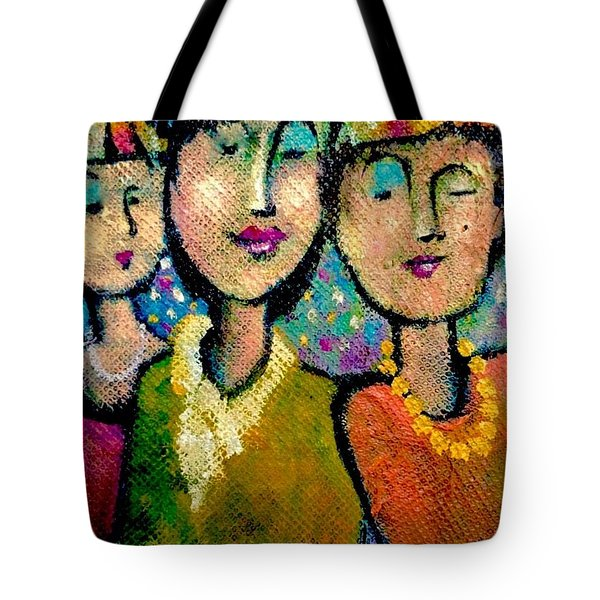 Birthday Buddies Tote Bag