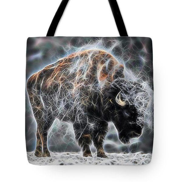 Bison Collection Tote Bag
