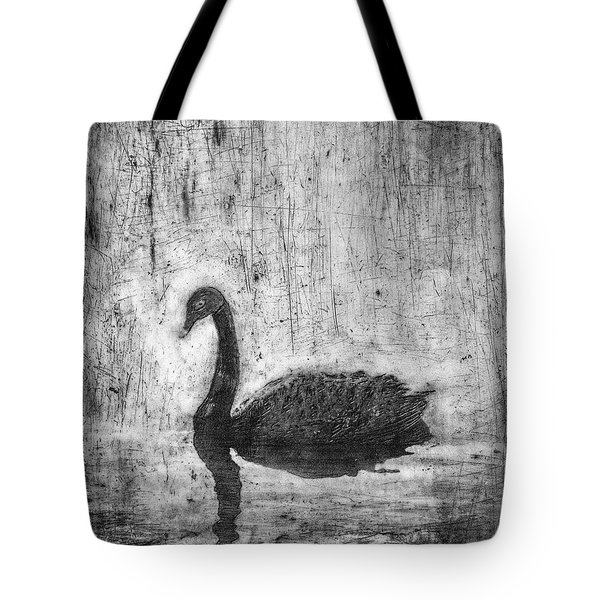 Black Swan Tote Bag