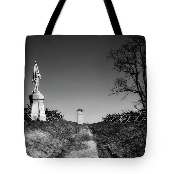 Bloody Lane - Antietam Tote Bag