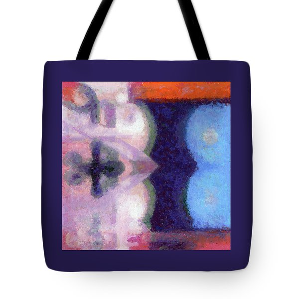 Blue Barrels I Tote Bag