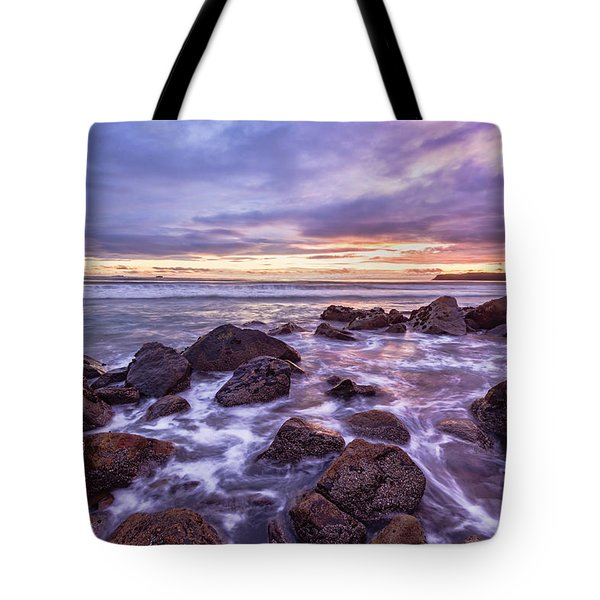 Blueberry Sea Tote Bag