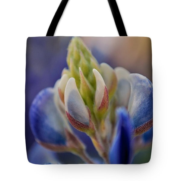 Bluebonnet Tote Bag