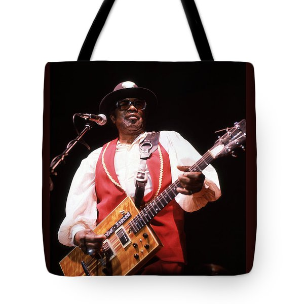 Bo Diddley Tote Bag