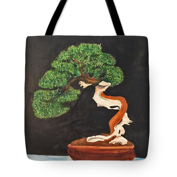Bonsai-1 Tote Bag