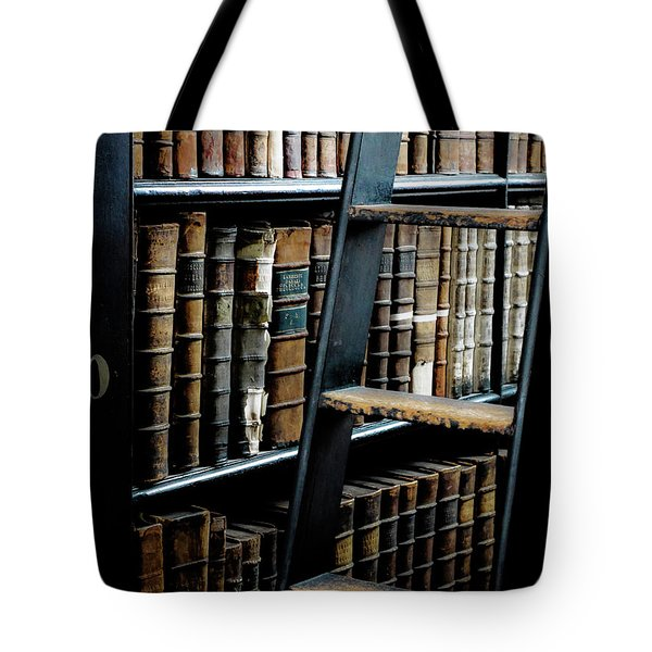 Books Of Knowledge 7 Tote Bag