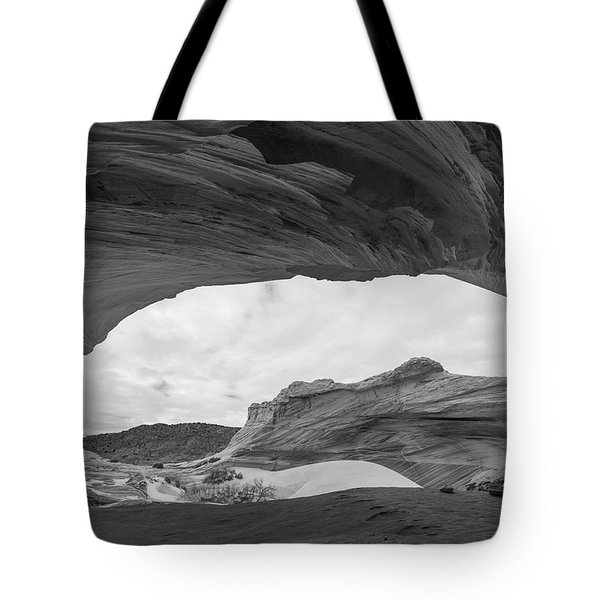 Tote Bag featuring the photograph Boundless by Dustin LeFevre