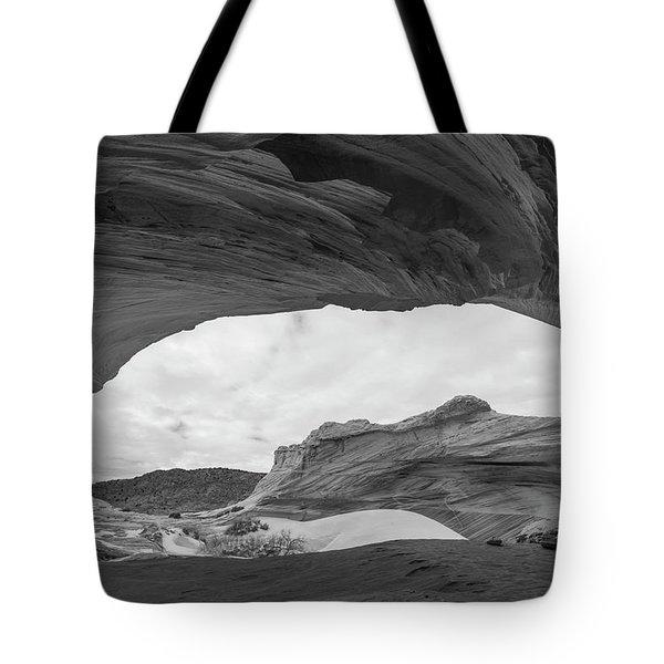 Boundless Tote Bag by Dustin LeFevre