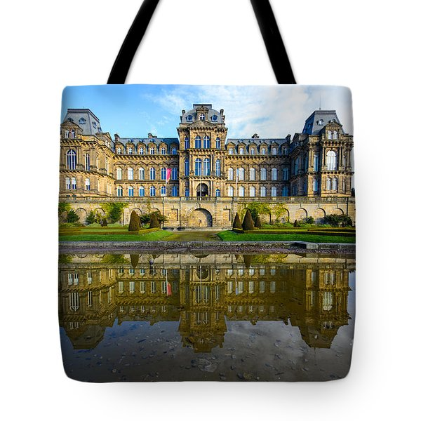 Bowes Museum Tote Bag