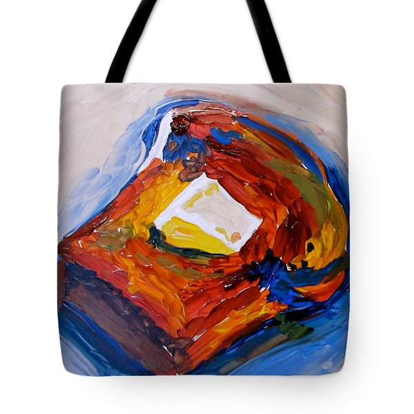 Bread And Butter Tote Bag