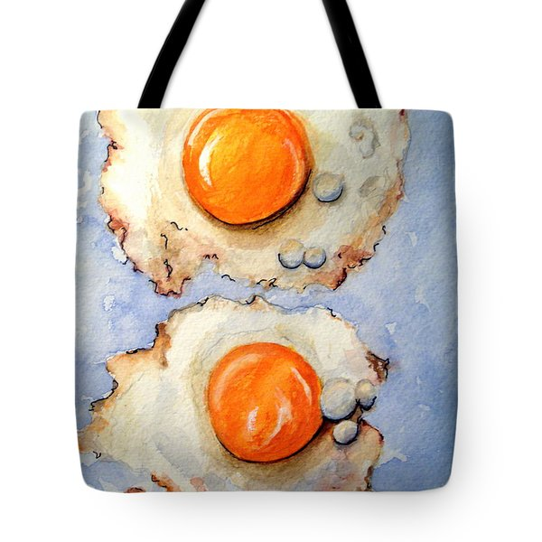 Breakfast Is Ready #2 Tote Bag