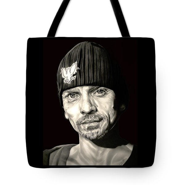 Breaking Bad Skinny Pete Tote Bag by Fred Larucci