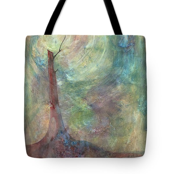 Breaking Dawn Tote Bag by Pat Purdy