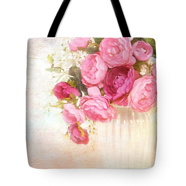 Breath Of Spring Tote Bag