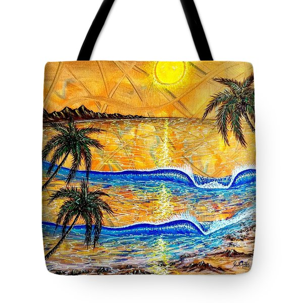 Breathe In The Moment  Tote Bag