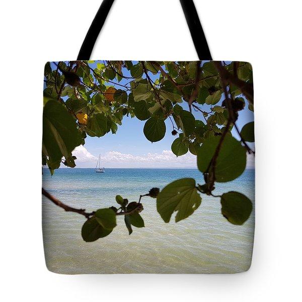 Bribie View Tote Bag