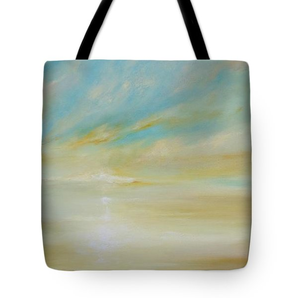 Bright Future Tote Bag by Dina Dargo