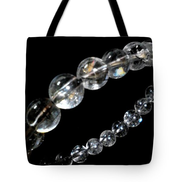 Brightness Of The Space  Tote Bag