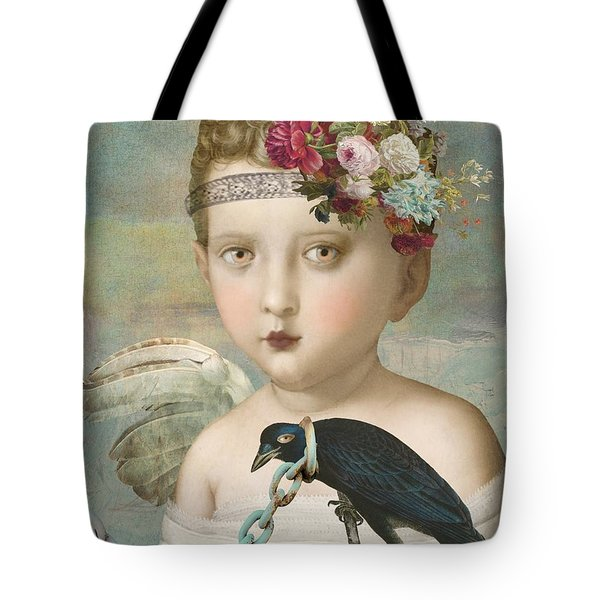 Broken Wing Tote Bag
