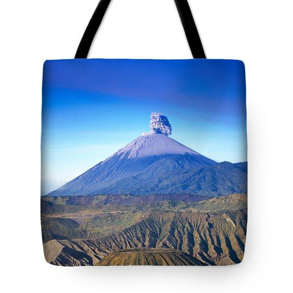 Bromo Tengger Semeru Tote Bag