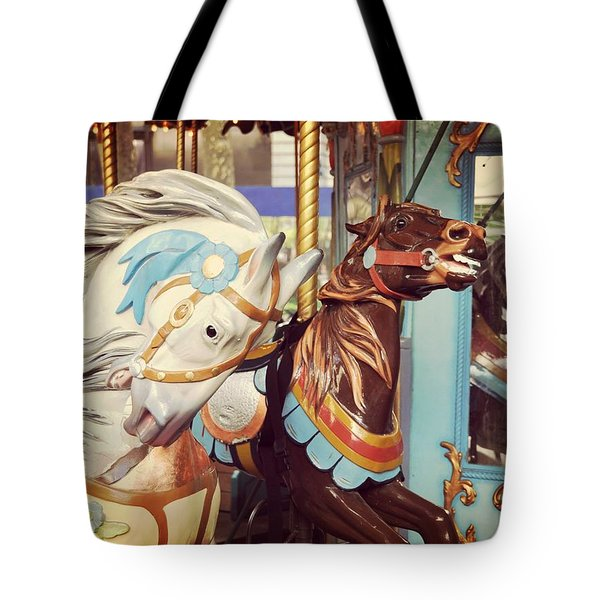 Bryant Park Tote Bag by JAMART Photography
