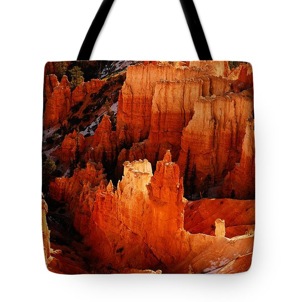 Bryce Canyon Tote Bag by Harry Spitz