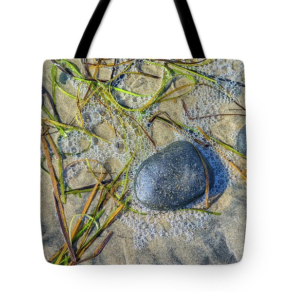Bubble Bath Tote Bag