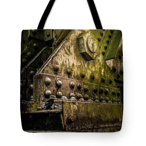 Burden Bearing 3 Tote Bag