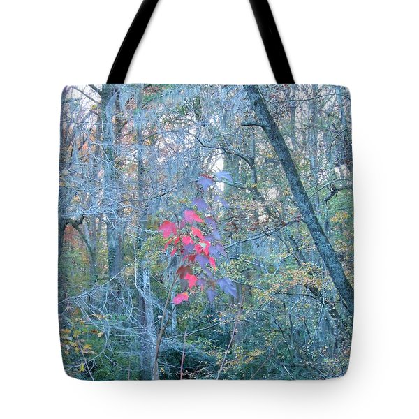 Tote Bag featuring the photograph Burst Of Color by Kay Gilley