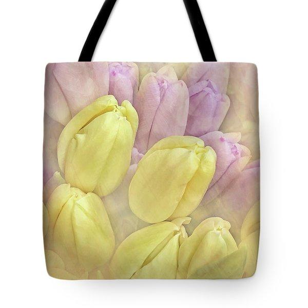 Burst Of Spring Tote Bag