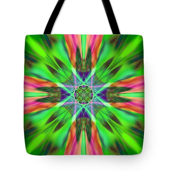 Burst Of Spring Tote Bag