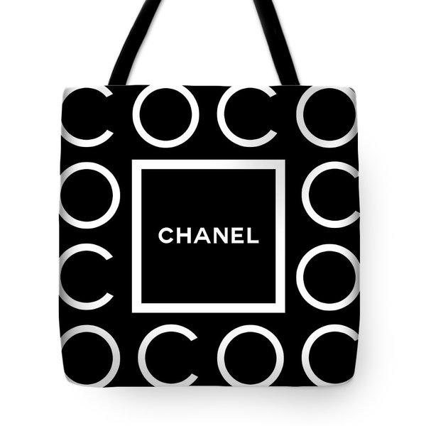 C O C O Tote Bag