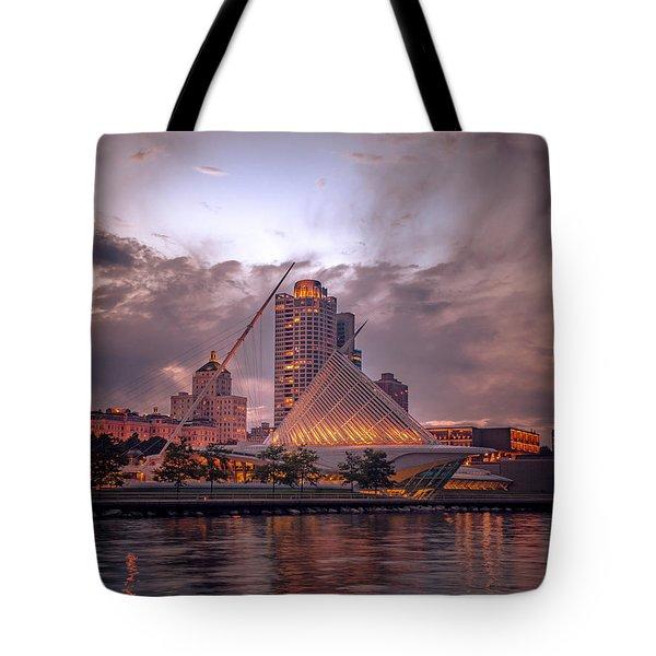 Calatrava Drama Tote Bag