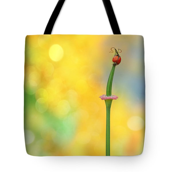 California Girls Tote Bag
