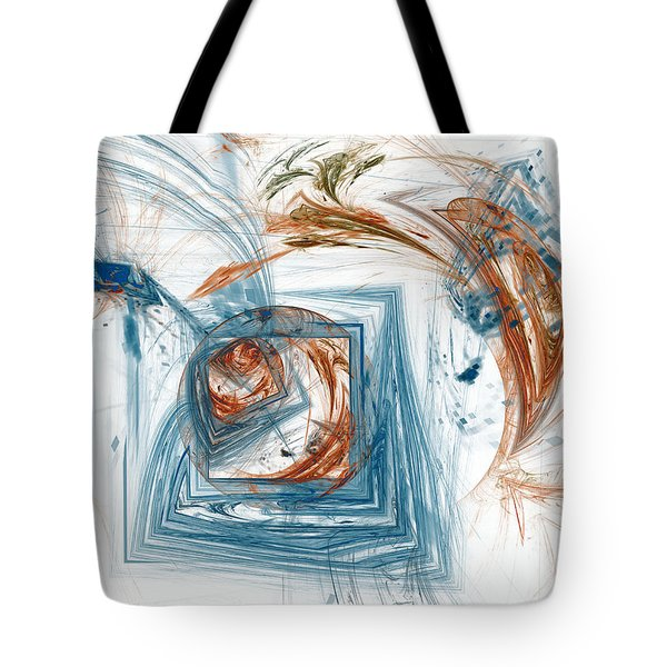 Call Of The Wilds Tote Bag