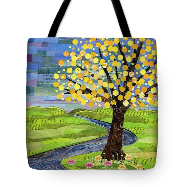 Calm Before The Storm Tote Bag by Shawna Rowe